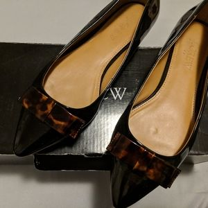 JCREW pointed flats